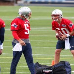 Live from Patriots training camp: Here's what you need to know