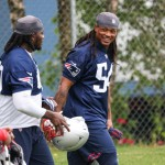 Dont'a Hightower shares the advice he'd lend to Patriots rookies