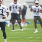 3 things to watch on the third day of Patriots training camp