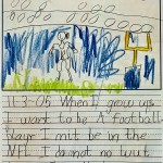 He predicted his future. Inside the letter Patriots rookie Mac Jones wrote to himself in the fifth grade
