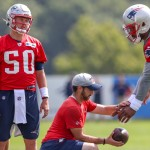 Bill Belichick Expects 'Hard' QB Decision But Says Cam Newton Is Starter