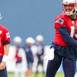 Bill Belichick throws a big ol' wet blanket on Patriots' QB situation