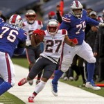 How Patriots cornerback J.C. Jackson is approaching this season heading into a contract year