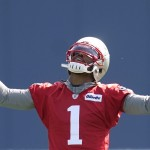 Bill Belichick: Cam Newton is starter but 'will be a hard decision' at QB