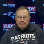 Belichick Discusses the Red Zone, Jennings' Absence, 'Cam's Our Starting QB' and More