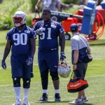 Bill Belichick Offers Initial Impressions Of Patriots Rookie Christian Barmore