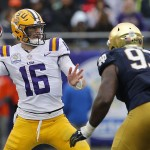 Former Purdue Quarterback Danny Etling Waived by Seattle Seahawks