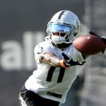 Jon Gruden: We're really seeing good things from Henry Ruggs, Bryan Edwards