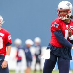 What Bill Belichick Sees In Cam Newton, Mac Jones Early In Patriots Training Camp