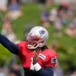 Best of Tuesday at NFL training camps: Cam Newton and Derek Carr shine