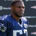 Patriots Rookie Ronnie Perkins 'Honored' By Attention From Tedy Bruschi