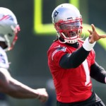 Patriots training camp Day 6 takeaways: Cam Newton, defensive line shine in first padded practice