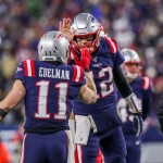 Julian Edelman wished Tom Brady a Happy Birthday with a funny video on Twitter