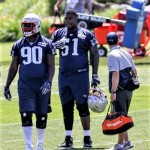 Christian Barmore Rapidly Drawing Early Praise at Patriots Training Camp