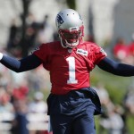 J.C. Jackson blossoms as a ballhawk in Patriots secondary