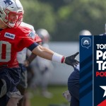 Patriots Talk: Why are the Patriots giving so much work to Mac Jones?