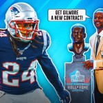 Patriots Legend Ty Law Gets Brutally Honest on Stephon Gilmore's New England Future