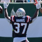 Damien Harris Rumbles To One Of Best TD Runs In Recent Patriots History