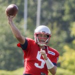 Brian Hoyer is helping the Patriots' cause, according to Bill Belichick