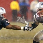 Ty Law shared his reaction to Peyton Manning saying the Patriots bugged his locker