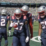 Defense finds groove as New England Patriots pick up 1st win