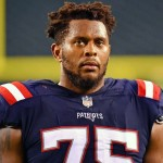 'Justin has given me hope for the rest of my life': Pats lineman Justin Herron's heroic act