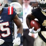 Keying in on explosive playmakers: Patriots vs. Saints Key Matchups