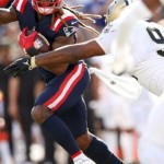 Patriots Personnel Report: How the Pats adjusted without James White