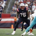 Patriots get Isaiah Wynn back, but have more shuffling along offensive line with Trent Brown and Shaq Mason unavailable