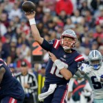 Boomer Esiason 'not quitting' on Patriots after loss to Cowboys