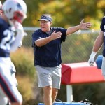 It's on to the Jets, as the Patriots try to flip the script by getting on the same page