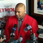 Richard Seymour on New England Patriots Hall of Fame Induction: