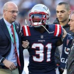 Patriots rule Jones out, work out free-agent CBs