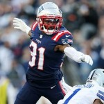 Jonathan Jones out, Dont'a Hightower questionable for Patriots