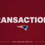 Patriots Elevate DL Daniel Ekuale and OL James Ferentz to the Active Roster; Place DB Jonathan Jones on Injured Reserve