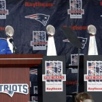Watch live: Richard Seymour, Tracy Sormanti get inducted into the Patriots Hall of Fame