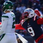 Patriots' Matthew Judon Will Be 'Praying' For Jets' Zach Wilson After Injury