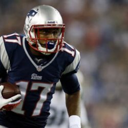 Patriots WR Dobson's Tenure Coming to An End?