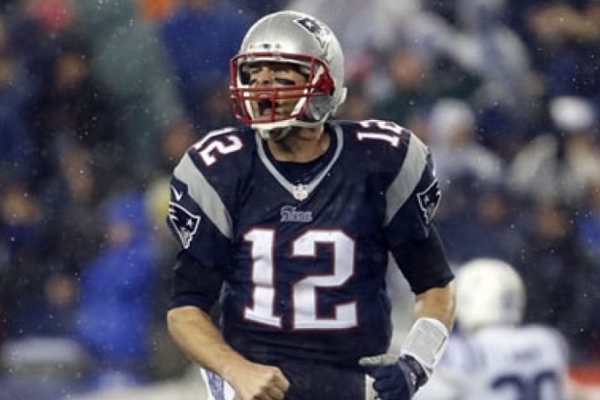 Tom Brady Posts Philosophical Hype Video Ahead Of Saturday's Game