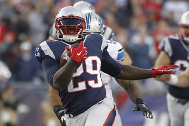 RB Blount The Latest Victim of the Patriots Injury Bug