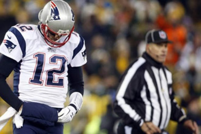 Patriots Never Had a Chance Against Goodell and Now Kraft, Brady Are Paying For It