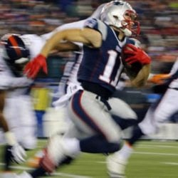 VIDEO: Julian Edelman Longboards Through Boston