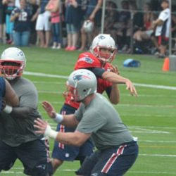 In Case You Missed It: Tom Brady Paid Practice Players for Interceptions