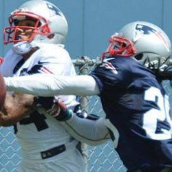 REPORT: Patriots WR Brian Tyms 2015 Season May Be Over