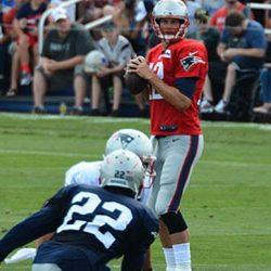 PHOTO GALLERY: Patriots Training Camp 8/6