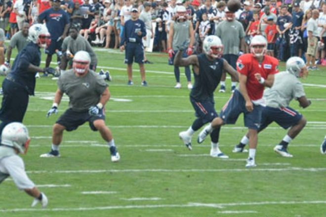 Podcast: Patriots Training Camp Continues
