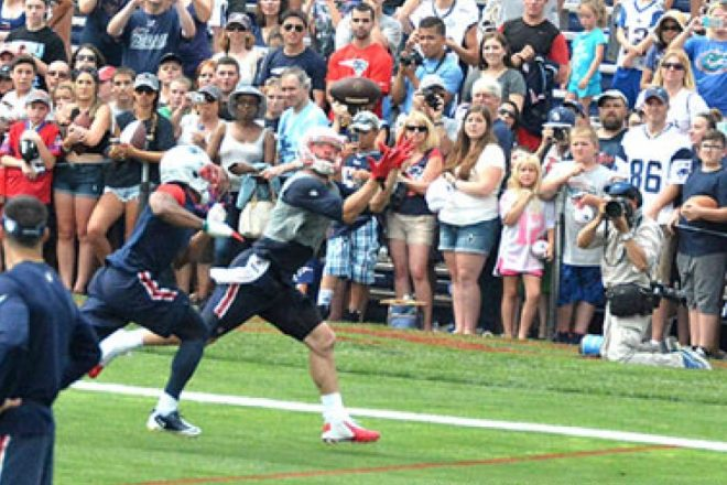 Best Of Social Media: Sights and Sounds From Week Two Of Training Camp