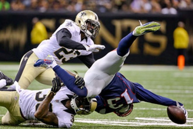 Winners and Losers From the Patriots Win Over the Saints
