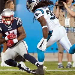 Patriots Release 10, Add  CB Justin Coleman With Cut-Down Looming