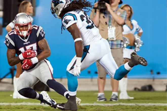 Aaron Dobson Plays Well in Preseason Finale, Makes a Case For a Roster Spot